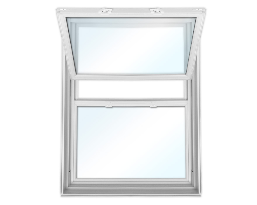 single hung window